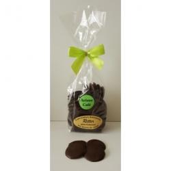Pastilles chocolat noir arôme café 140gr