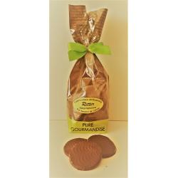 Palets chocolat noir 150gr